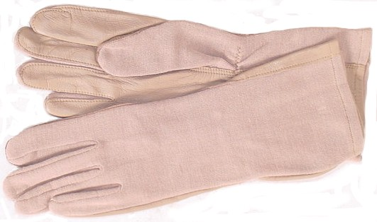 """GS/FRP-2 Nomex Flight Gloves, Desert Tan"""