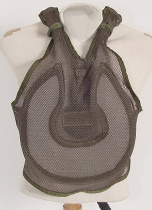 """Vest, Air Microclimate Cooling, US Army Issue - Unissued condition"""