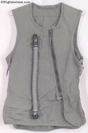 CSU-17/P Anti-G Vest, Prices vary based on condition. Click image for details.
