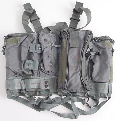 """SV-2B Survival Vest,  Prices vary based on size and condition. Click image for details"