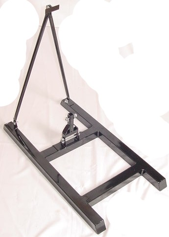 Martin Baker Ejection Seat Stand - Fits all types of MB Seats!!